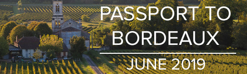 Passport to Bordeaux - June 2019 - Passport on Tour